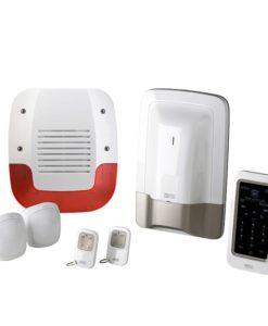 Pack alarme Tyxal+ avec sirène extérieure